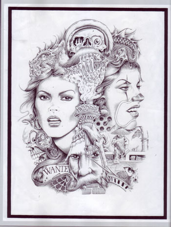teen angels magazine tattoo art mgtang18 販売 価格 1890 円 税込 ...